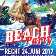 Beachparty Layout 2017